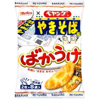 栗山 月亮米果-日式炒麵風味(82g)