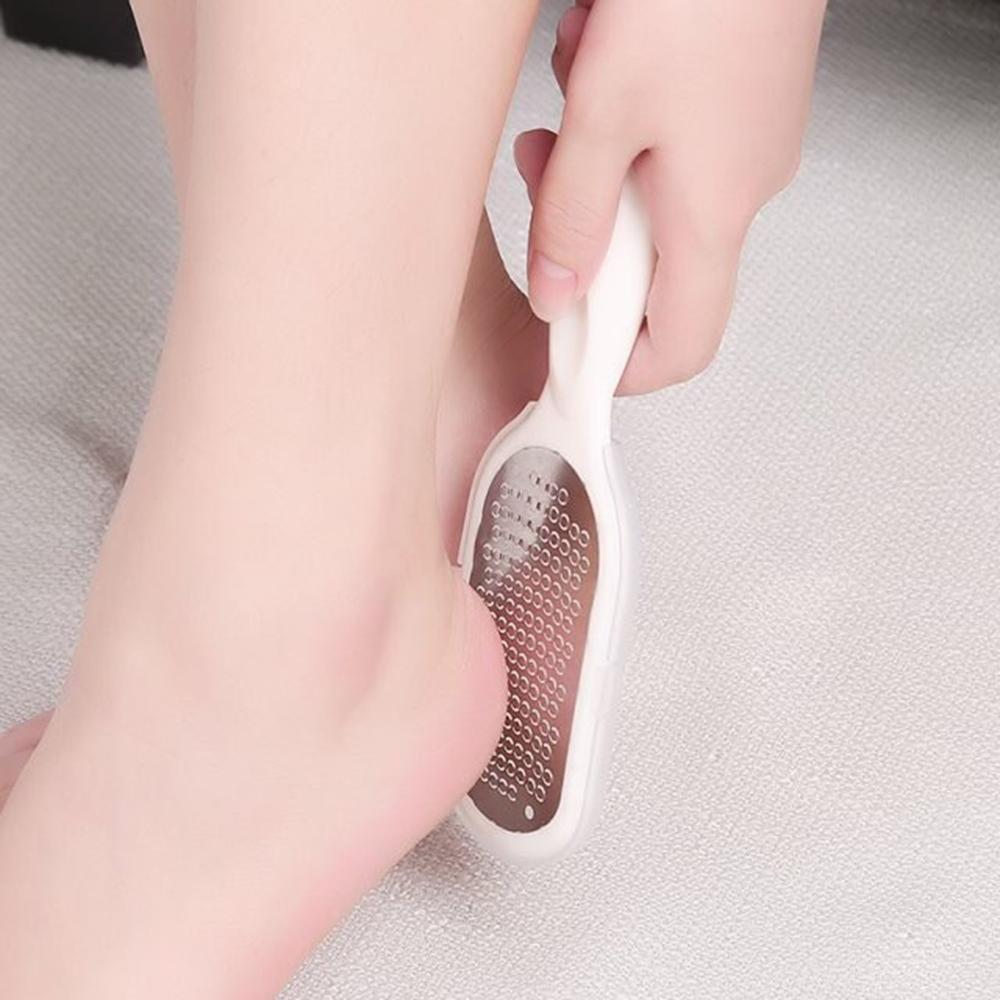 帶蓋去腳皮搓腳板/磨腳板/角質棒/手動修腳器