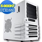 (無卡分期12期)技嘉Z390平台[統帥軍神]i5六核GTX1660-6G獨顯電玩機
