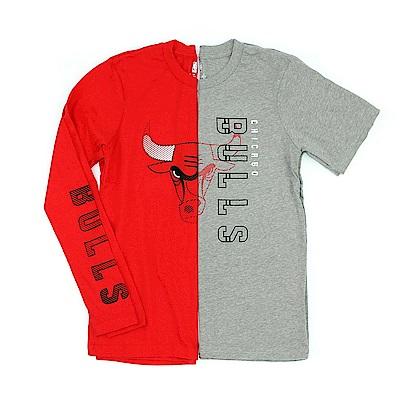 NBA青少年兩件組球隊T恤公牛隊9K2B7BBAS-BUL