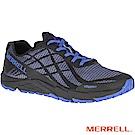 MERRELL BAREACCESSSHIELD 女跑鞋-黑(77612)