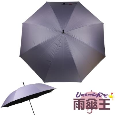 雨傘王 終身免費維修 BigRed 輕巧無敵自動直傘-淺紫