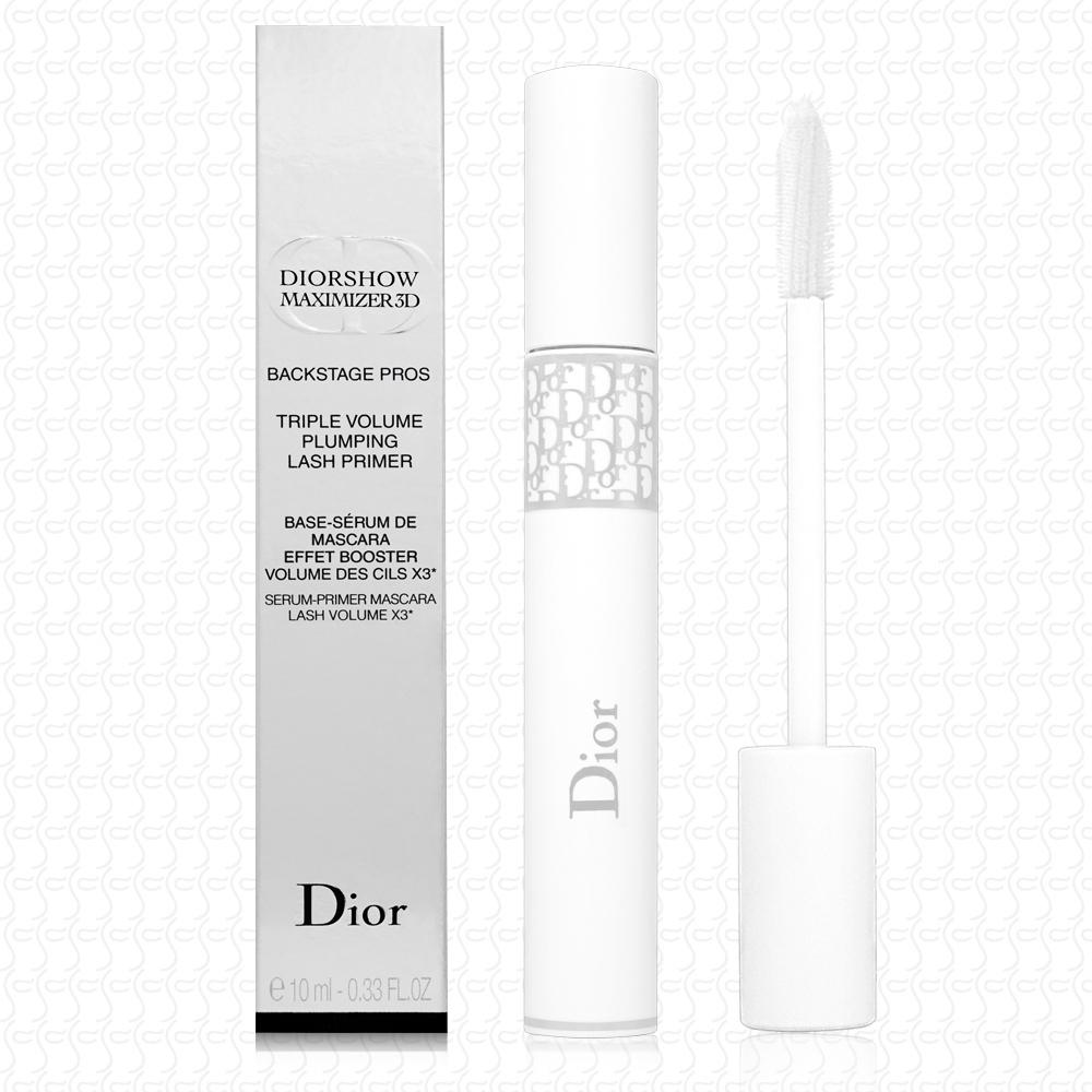 *Dior迪奧 搶眼3D睫毛增量底膏10ml