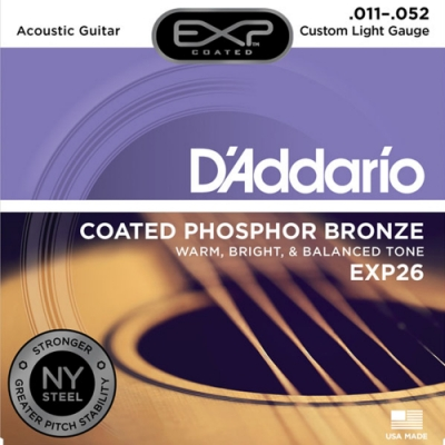 DAddario DDXF-EXP26 民謠吉他套弦