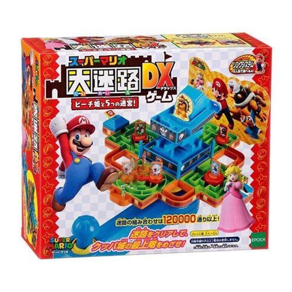 任選日本 超級瑪莉歐庫巴城陷阱大冒險DX EP06394 公司貨 EPOCH Super Mario