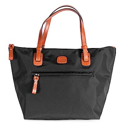 BRICS 義大利 黑色女仕包兼旅行袋 小