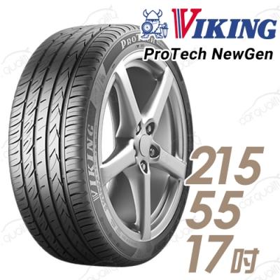 【維京】PTNG 濕地輪胎_送專業安裝_單入組_215/55/17 98W(PTNG)