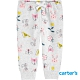 【Carter's】微笑森林小動物長褲 (6M-24M) (台灣總代理) product thumbnail 1