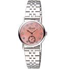 玫瑰錶Rosemont璀璨復刻手錶(BR-01-Pk-mt)-粉