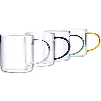 IBILI 單柄玻璃杯(300ml)