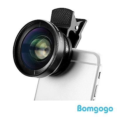 Bomgogo Govision L1 廣角微距手機鏡頭組