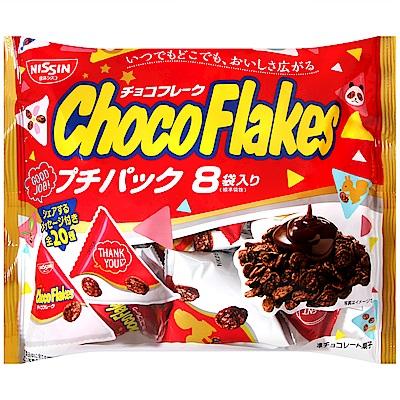 日清 巧克力風味玉米片8P(96g)
