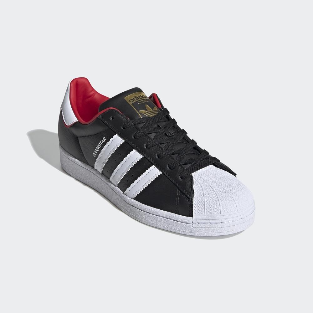 adidas SUPERSTAR 經典鞋 男/女 FW6385