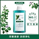 (品牌直營) KLORANE 蔻蘿蘭 涼感淨化洗髮精400ml product thumbnail 2