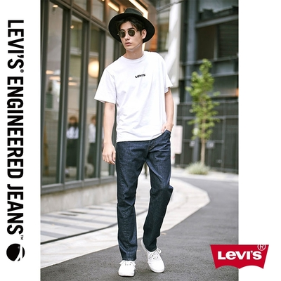 Levis 男款 上寬下窄 502 Taper牛仔褲 LEJ 3D褲 海報款