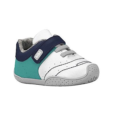 巴西BiBi童鞋_休閒鞋-綠藍白923088