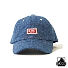XLARGE WORK LOGO PATCHED 6PANEL CAP老帽-淺藍