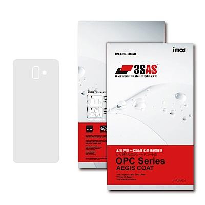 iMOS SAMSUNG Galaxy J6 Plus 3SAS 背面保護貼 @ Y!購物