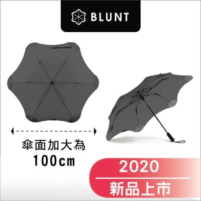 2020 新款_ BLUNT Metro_半自動折傘- 加大傘面-紳士灰