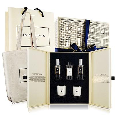 House of Jo Malone London香氛之家禮盒[附提袋+緞帶]贈品牌托特包