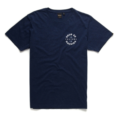 Deus Ex Machina  Capital Tee T恤 -(藍)