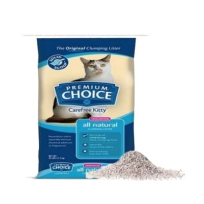 美國PREMIUM CHOICE 優選強化除臭魔力貓砂 4kg