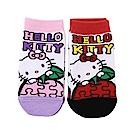 日本製Hello kitty直版船型襪(2雙組) k51212 魔法Baby