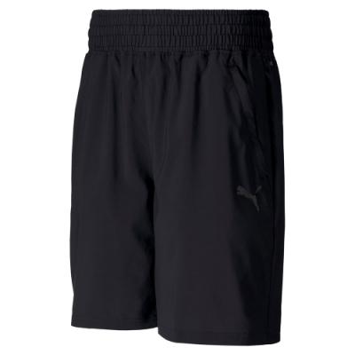 PUMA-男性訓練系列Power Training 8吋短風褲-黑色-歐規
