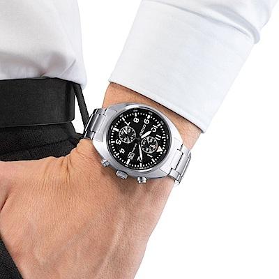 CITIZEN Eco-Drive 飛行員系列計時腕錶(CA7040-85E)-41mm