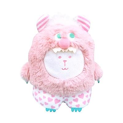 CRAFTHOLIC宇宙人 怪獸絨毛兔造型抱枕