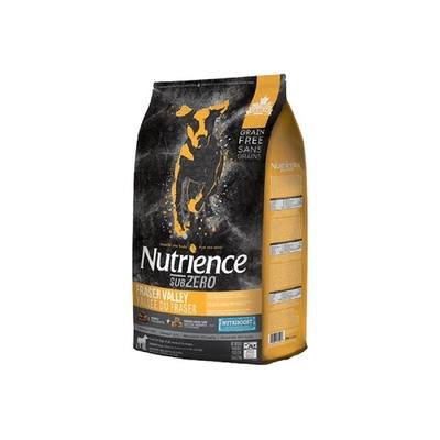 【2入組】Nutrience紐崔斯SUBZERO頂級無穀犬+凍乾(火雞肉+雞肉+鮭魚) 2.27kg(5lbs) 送全家禮卷50元*1張 (購買第二件贈送寵鮮食零食1包)
