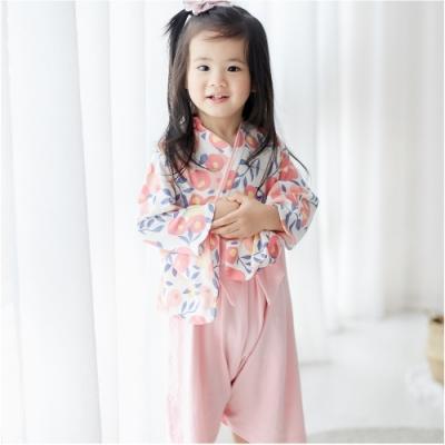 BABY童衣 女童和服 日式經典女寶寶連身衣 童裝 造型服 37301