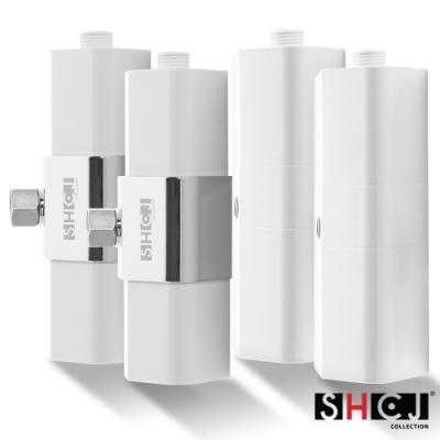 SHCJ生活采家加量型七級過濾沐浴淨水器(2器心+2濾心)