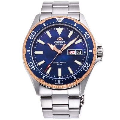 ORIENT 東方錶 怒海潛將 藍寶石鏡面 機械錶(RA-AA0007A)-藍/42mm