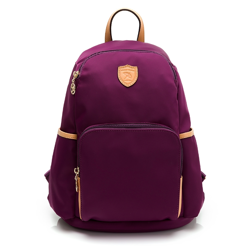 Arnold Palmer - 後背包 Shield系列輕量-紫色