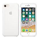 Apple 原廠 iPhone 8/7 case 適用 矽膠保護殼-白