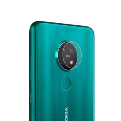 o-one小螢膜 Nokia 7.2 犀牛皮鏡頭保護貼 (一組兩入)