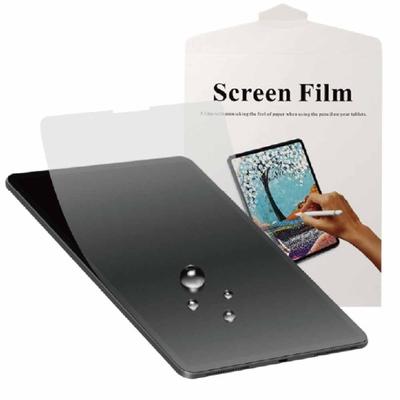 【iPad-Pro-2018-2021 & iPad air4】肯特紙 手寫膜