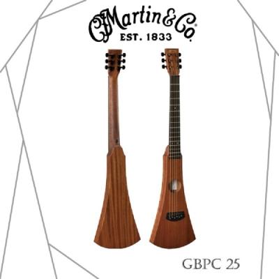 Martin GBPC25木吉他/25周年紀念款旅行吉他