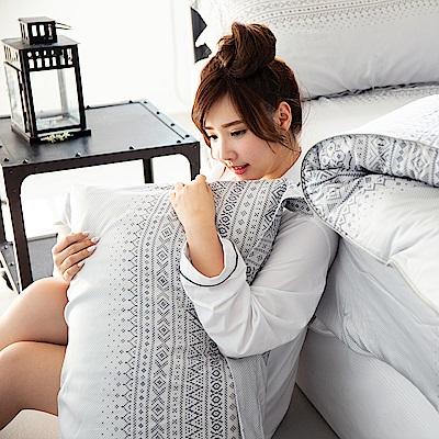 OLIVIA Melissa 加大雙人床包歐式枕套三件組 300織萊賽爾TENCEL 台灣製