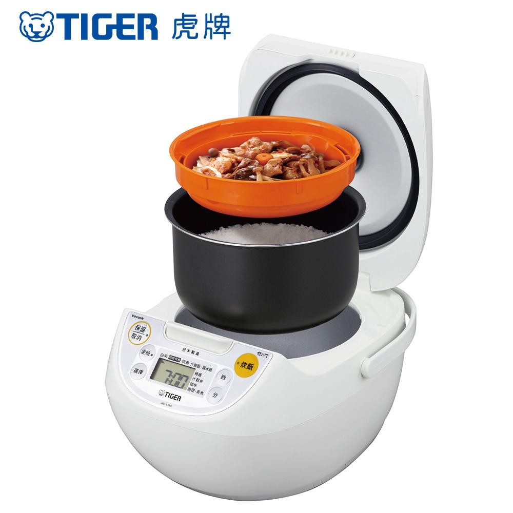 (日本原裝)TIGER虎牌10人份微電腦多功能炊飯電子鍋(JBV-S18R)_e