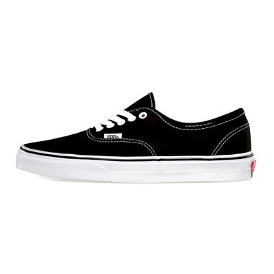VANS AUTHENTIC 黑 經典帆布鞋 VN000EE3BLK