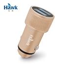 Hawk C480鋁合金車用雙USB充電器(01-ACU480)