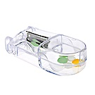 iSFun 透明切刀 可切開藥片藥盒超值2入