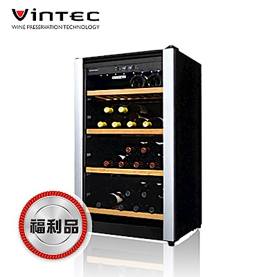 福利品 VINTEC 單門單溫酒櫃 ALLURE SERIES  ALV30SGE