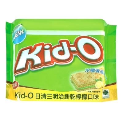 分享包Kid-O日清 三明治餅乾-檸檬口味(340g)