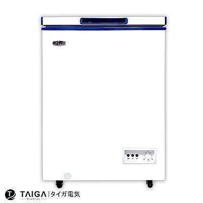 大河TAIGA 108L臥式冷凍櫃