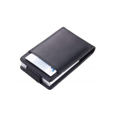 德國TROIKA防盜信用卡夾CCC83/BK防側錄多功能卡夾