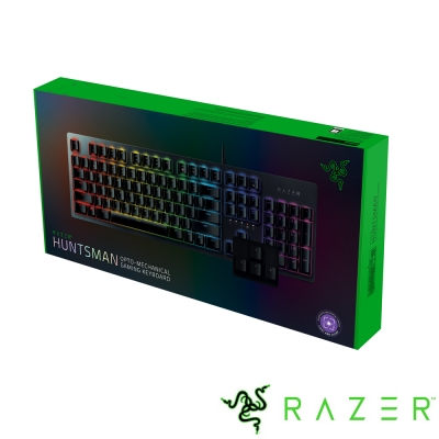 Razer Huntsman 獵魂光蛛 電競鍵盤(中文)