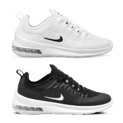 NIKE AIR MAX AXIS 慢跑鞋 白色 黑色